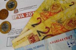 IPVA em São Paulo será em média 4,8% mais barato em 2017