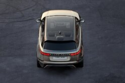 Genebra: Range Rover mostrará o novo Velar