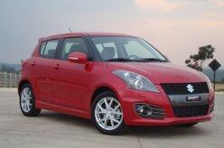Suzuki Swift Sport deixa de ser vendido no Brasil