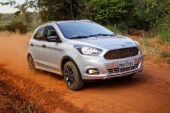 Ford Ka Trail vai além dos adesivos por R$ 47.690