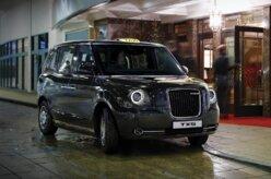 Clássico táxi de Londres será elétrico