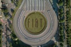 Fiat entra para o Livro dos Recordes com o 500