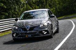 Renault revela imagens da nova geração do Mégane R.S.