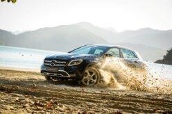 Mercedes renova o GLA para 2018
