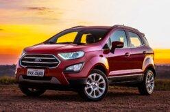 Ford EcoSport 2018 terá versão esportiva na Europa