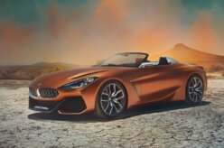 Novo BMW Z4 é apresentado em sua versão conceito