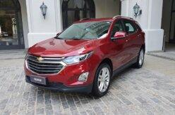 Chevrolet lança oficialmente o SUV Equinox por R$ 149.900
