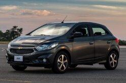 Chevrolet Onix é o hatch que menos desvaloriza no Brasil
