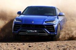 10 superesportivos mais lentos que o novo SUV da Lamborghini