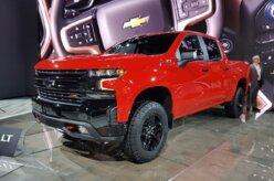Chevrolet apresenta a nova Silverado em Detroit