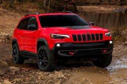 Novo Jeep Cherokee estará no Brasil no segundo semestre