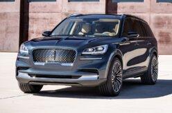Ford apresenta o SUV de luxo de sete lugares Lincoln Aviator
