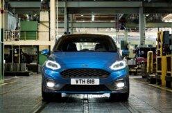 Ford estaria trabalhando em um Fiesta RS para 2020
