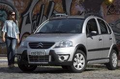 Confira preços da linha do Citroën C3