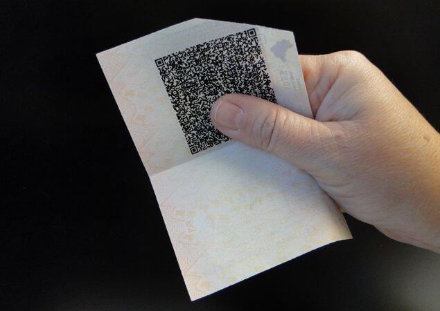 Carteiras de habilitação emitidas a partir desse mês terão QR Code