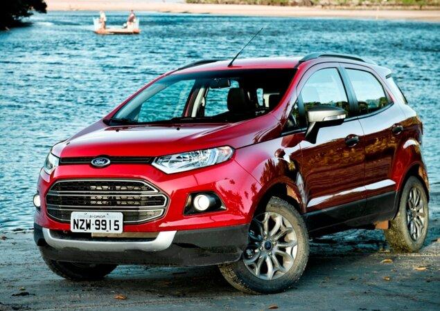 Novo Ford EcoSport 2018 é apresentado na Argentina