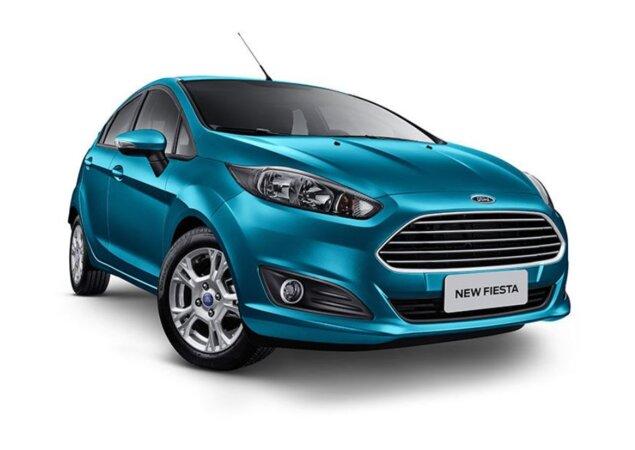 Ford Fiesta tem nova versão automatizada