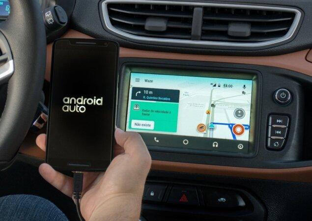 Waze chega ao Android Auto em parceria com Chevrolet Onix