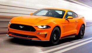 Ford revela Mustang reestilizado e aposenta o motor V6