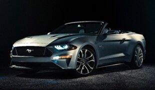 Depois do cupê, Ford revela novo Mustang conversível