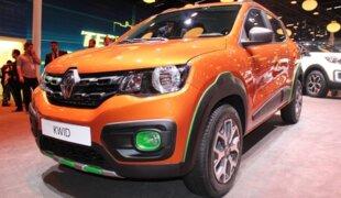 Renault Kwid e Koleos chegam em breve