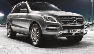 Mercedes convoca recall para apenas uma unidade do ML 350