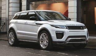 Range Rover Evoque está com desconto de R$ 20.100