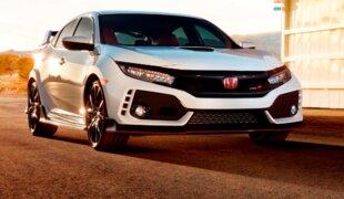 Honda mostra Civic Type R na sua versão final em Genebra