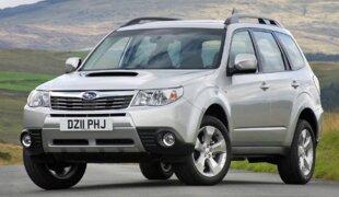 Subaru convoca recall para seis modelos