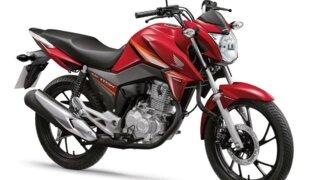 Honda CG vende o dobro da segunda colocada