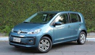 Volkswagen up! I-Motion é versátil e ágil na cidade