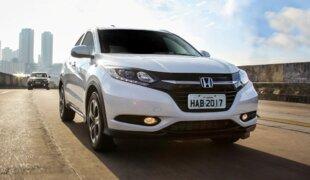 Líder aqui, Honda HR-V é o 13º SUV mais vendido no mundo