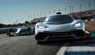 Mercedes cria carro com motor de Fórmula 1 por R$ 8,3 mi