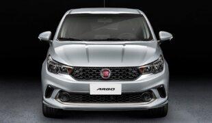 Fiat Argo sedã: veja todas as dicas do nome até agora