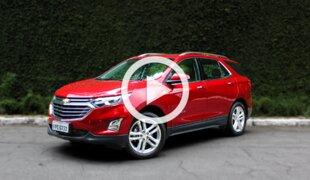 Primeiro contato: Chevrolet Equinox Premier
