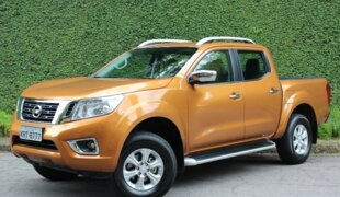 Nissan chama 2.964 unidades da Frontier por falha na direção