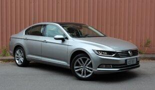 VW convoca recall do Passat 2016 por falha nos vidros