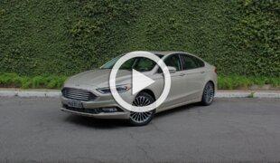 Primeiro contato: Ford Fusion Hybrid