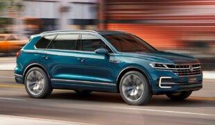 Novo Volkswagen Touareg será lançado em março