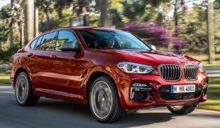BMW X4 2019 será apresentado no Salão de Genebra