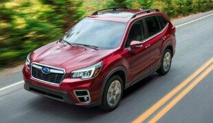 Evoluido, Subaru Forester estreia nova geração em Nova York