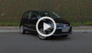 VW Fox Connect: primeiro contato