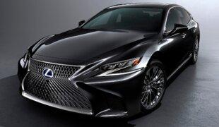 Lexus LS 500h é oferecido no Brasil. Preço: R$ 760 mil