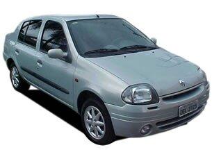 Renault Clio Sedan RT 1.0 16V 2001