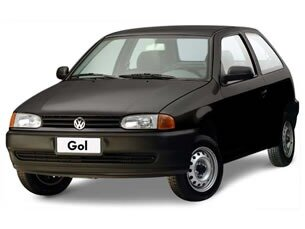 Volkswagen Gol CLi 1.8 1996