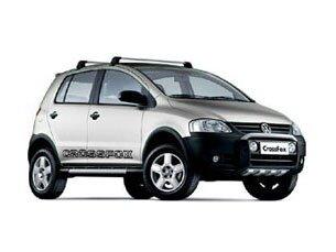 Volkswagen CrossFox 1.6 (Flex) 2005