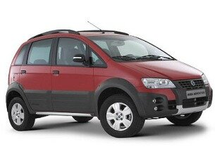 Fiat Idea Adventure 1.8 (Flex) 2007