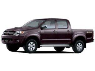 Toyota Hilux STD 4x2 2.5 (cab. dupla) 2008