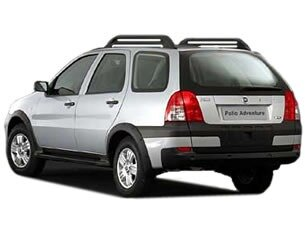 Fiat Palio Weekend Adventure 1.8 8V (Flex) 2008