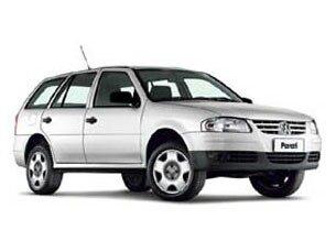 Volkswagen Parati Surf 1.6 G4 (Flex) 2008